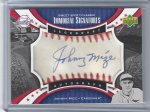 Johnny Mize 2007 Sweet Spot Classic Immortal Signatures.jpg